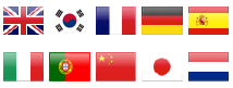 10 languages (and counting)